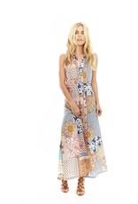 LORETTA MAXI SHIRT DRESS