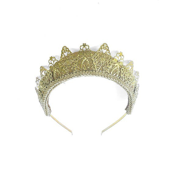 ANASTASIA CROWN- GOLD