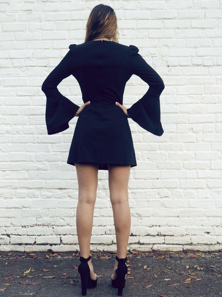CALLI EMPIRE SHIFT DRESS