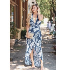 VENECHIA HIGH LOW DRESS