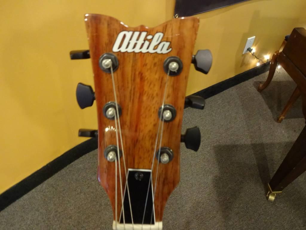Attila Attila Custom  Doublecut