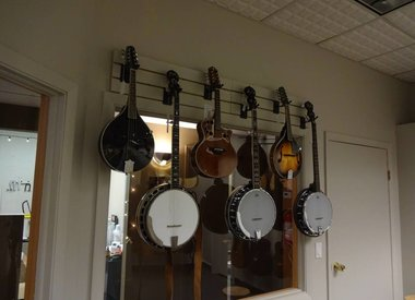 New Folk Instruments