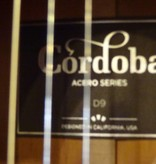 Cordoba Acero Series D 9 - Mahogany