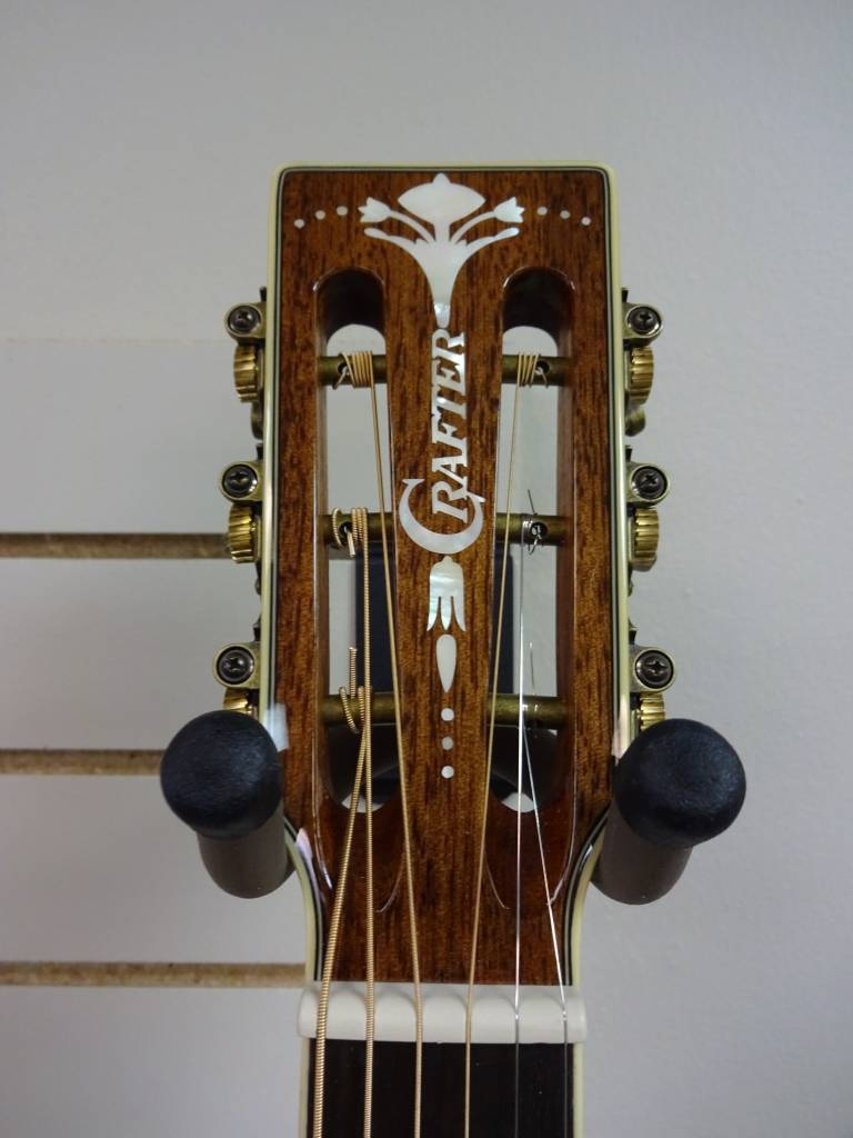 Crafter Guitars Crafter Parlor - PLT8 SP/VTG w orginal gig bag