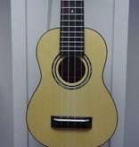 Alvarez Soprano Uke - Mahogany RU22S