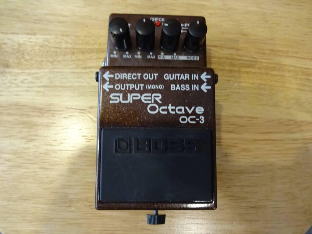 Boss OC - 3 Super Octave