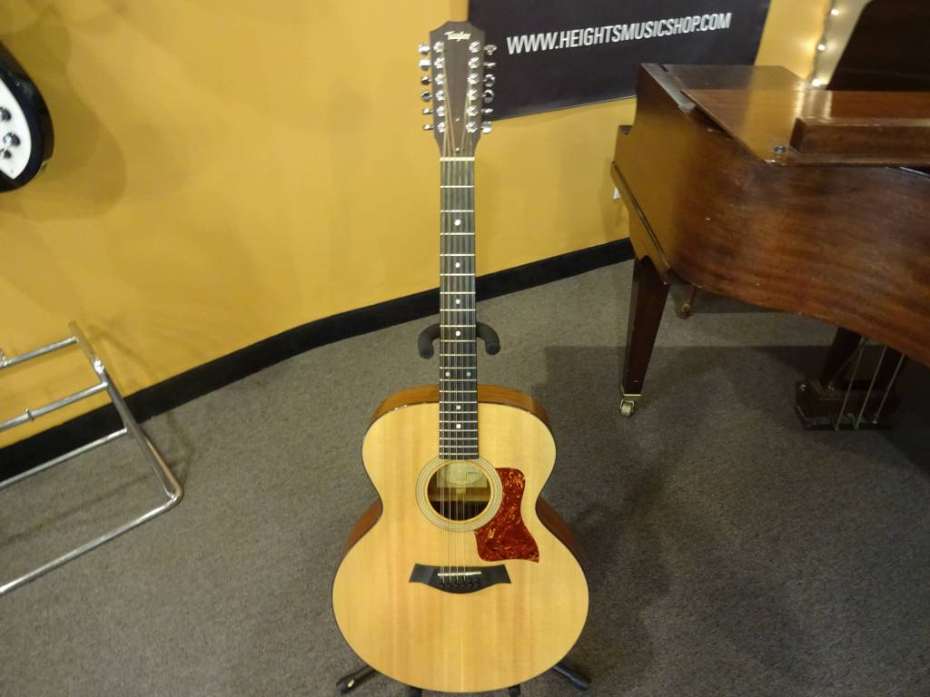 Taylor 355 Twelve String Acoustic w / Highlander Pickup