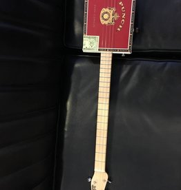 St. Blues Cigar Box Guitar