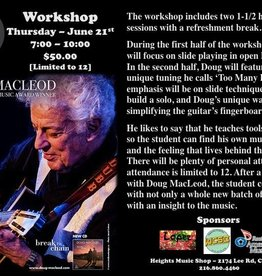 Doug Macleod Workshop
