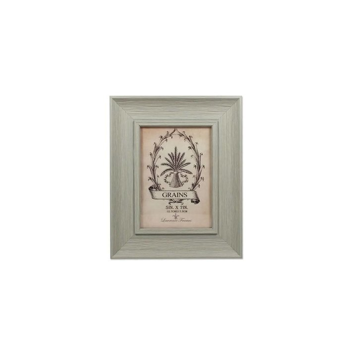 Lawrence Frames Weathered Seafoam Picture Frame,