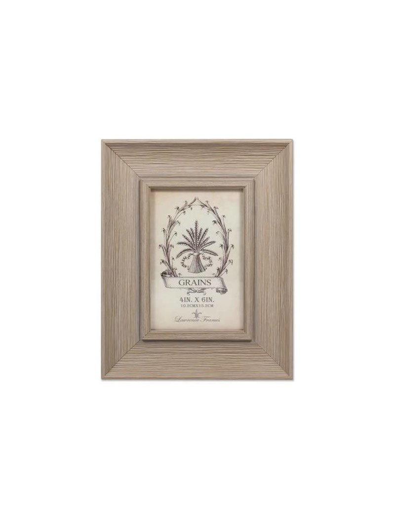 Lawrence Frames Lawrence Frames Weathered Drift Wood Picture Frame,