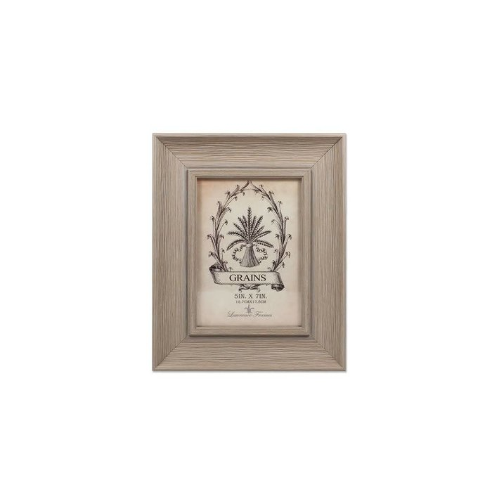 Lawrence Frames Weathered Drift Wood Picture Frame,