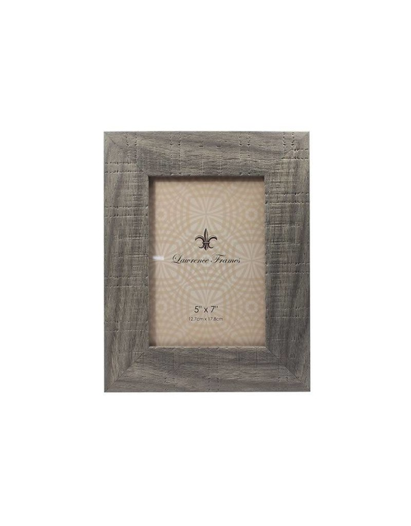 Lawrence Frames Lawrence Frames Weathered Gray Halloway Picture Frame