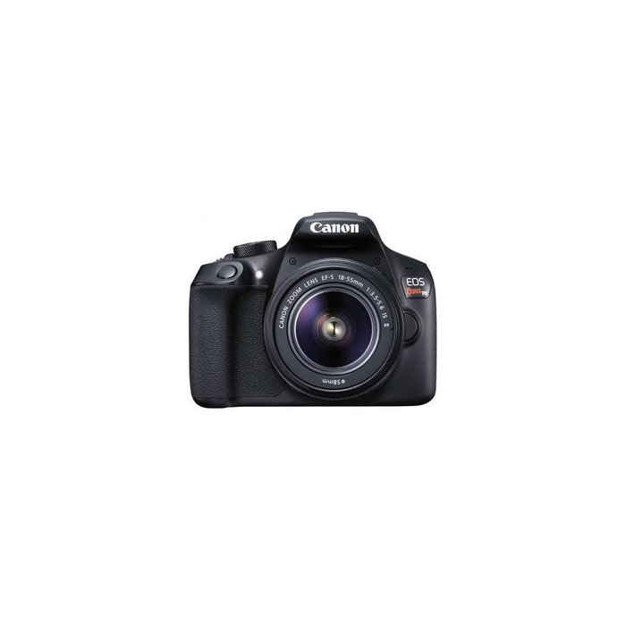 Canon EOS Rebel T6 DSLR Camera Kit with EF-S 18-55mm f/3.5-5.6 IS II Lens
