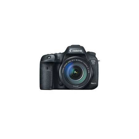 Canon EOS 7D Mark II DSLR Camera with EF-S 18-135mm IS STM Lens Kit