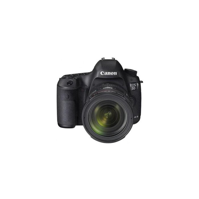 Canon EOS 5D Mark III DSLR Camera Body Kit with Canon EF 24-70mm f/4 IS Lens