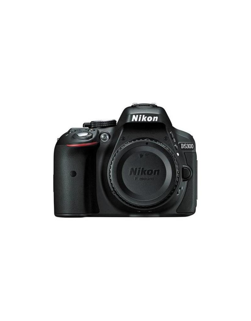 Nikon Nikon D5300 DX-Format Digital SLR Camera Body,