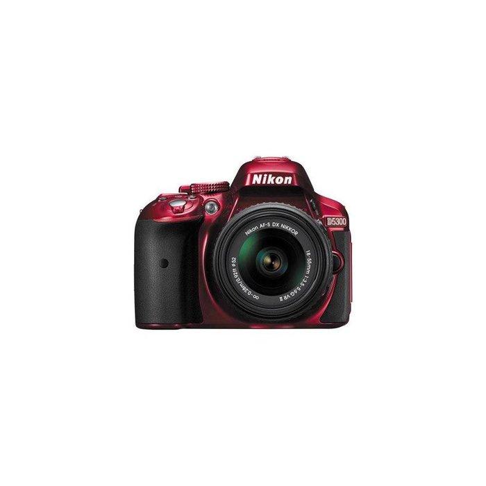 Nikon D5300 24.1MP DX-Format Digital SLR Camera with AF-S DX NIKKOR 18-55mm f/3.5-5.6G VR II Lens,