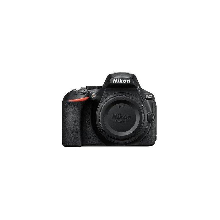 Nikon D5600 Digital SLR Camera Body, Black