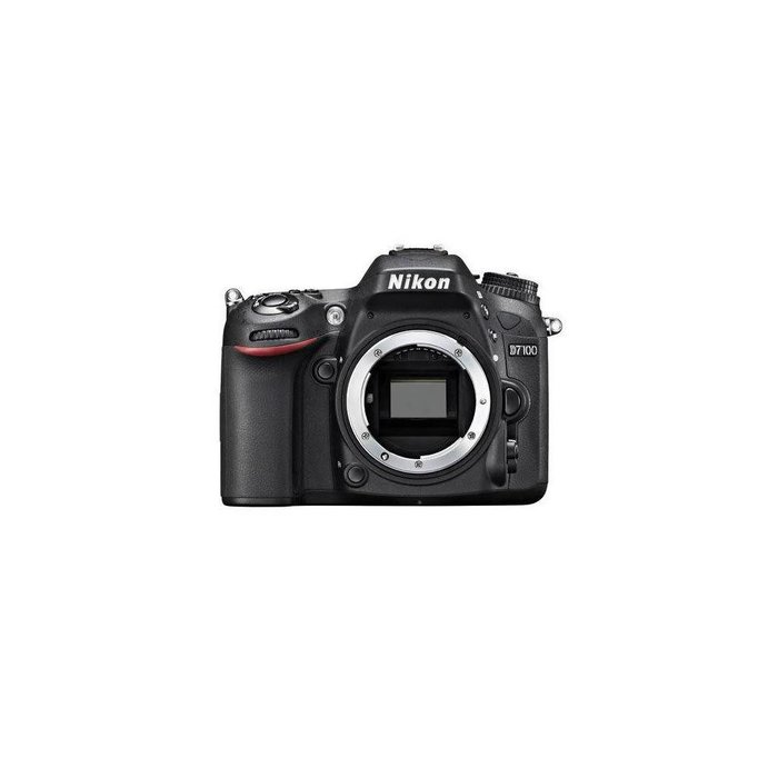 Nikon D7100 DSLR Body, Black