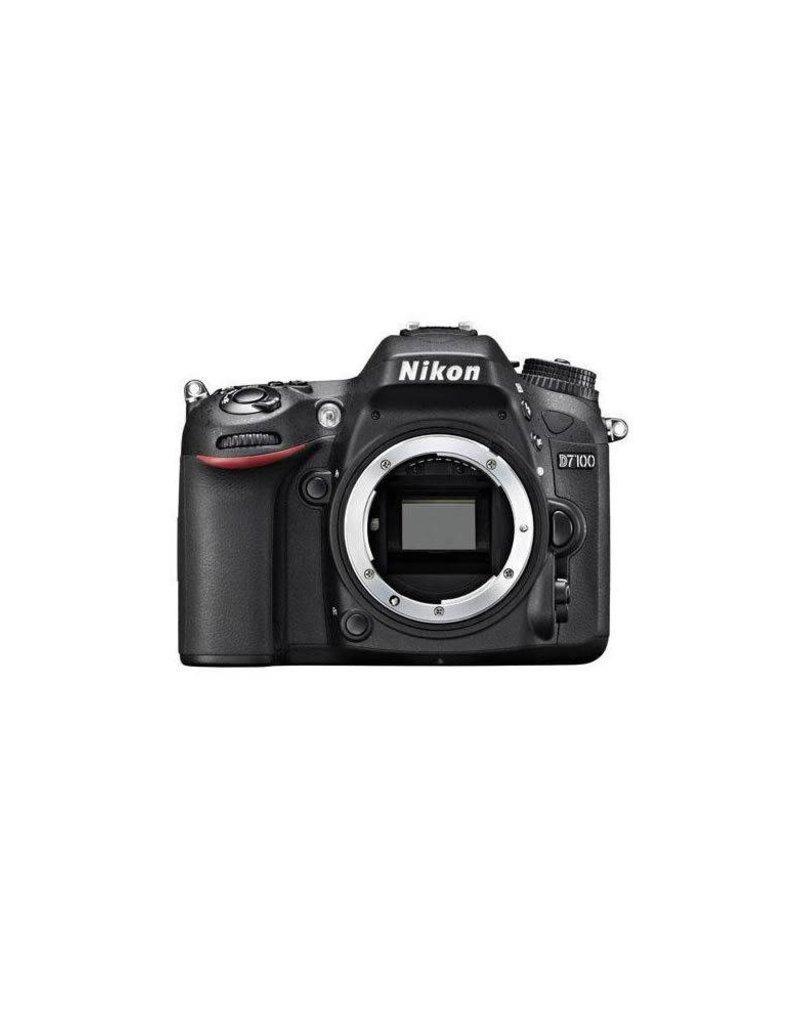 Nikon Nikon D7100 DSLR Body, Black