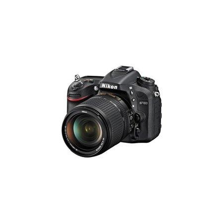 Nikon D7100 DX-format 24.1MP DSLR Camera Kit with AF-S DX NIKKOR 18-140mm f/3.5-5.6G ED VR Lens