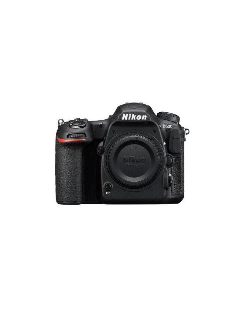 Nikon Nikon D500 DX-format DSLR Body