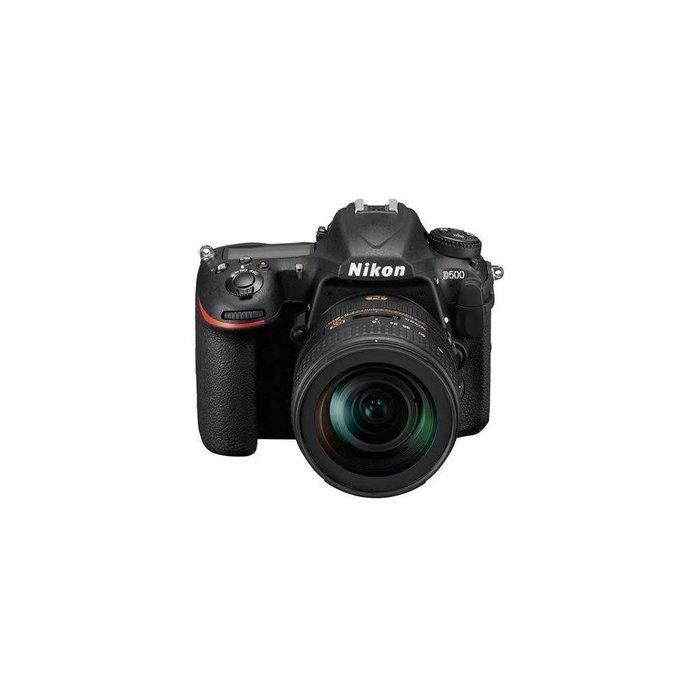 Nikon D500 DX-format Digital SLR Body with AF-S DX NIKKOR 16-80mm f/2.8-4E ED VR Lens