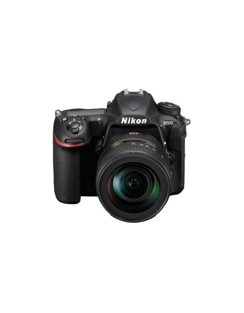 Nikon Nikon D500 DX-format Digital SLR Body with AF-S DX NIKKOR 16-80mm f/2.8-4E ED VR Lens