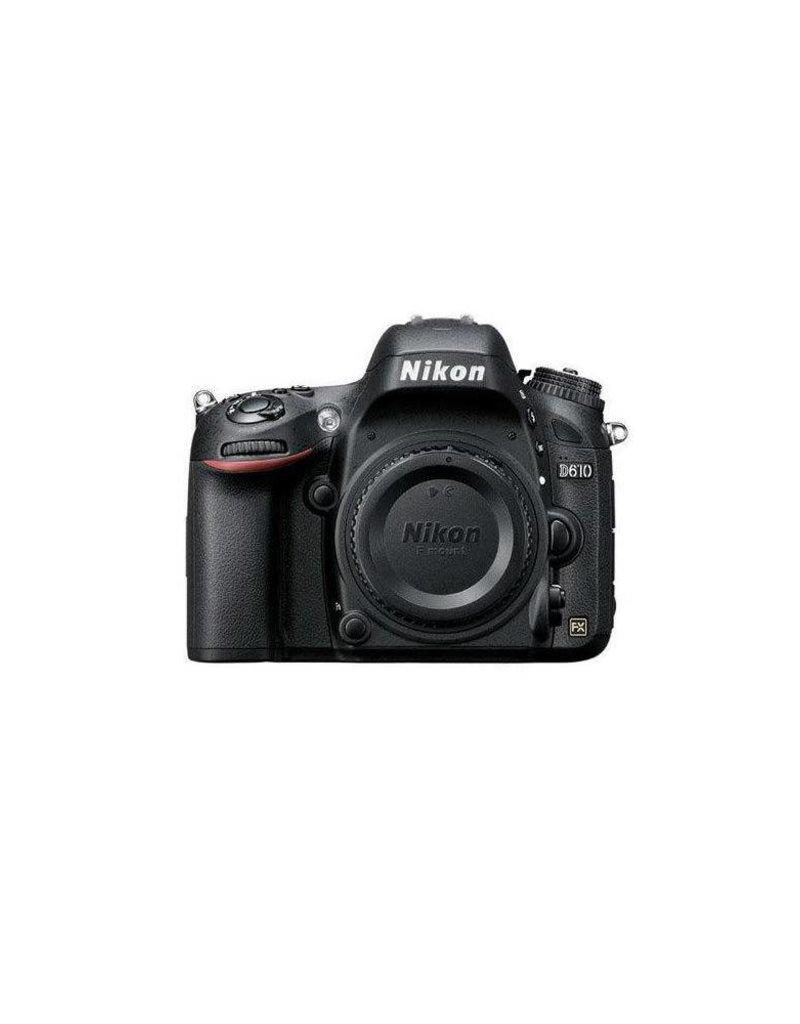 Nikon Nikon D610 FX-format Digital SLR Camera Body