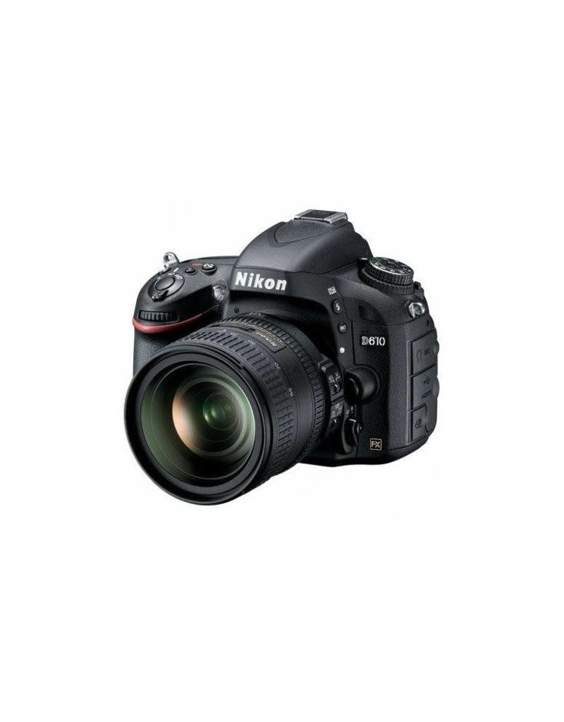 Nikon Nikon D610 FX-format Digital SLR Camera Kit with AF-S NIKKOR 24-85mm f/3.5-4.5G ED VR Lens