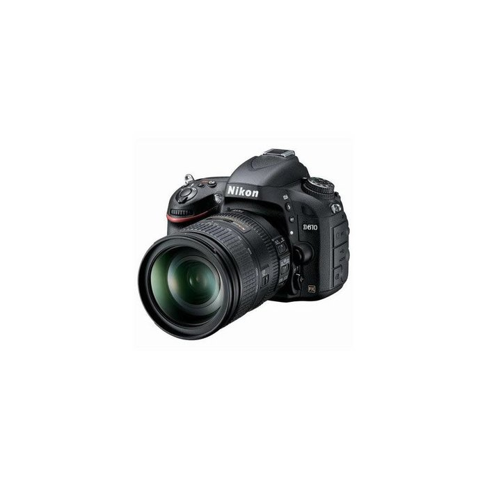 Nikon D610 FX-format Digital SLR Camera Kit with 28-300mm VR Lens