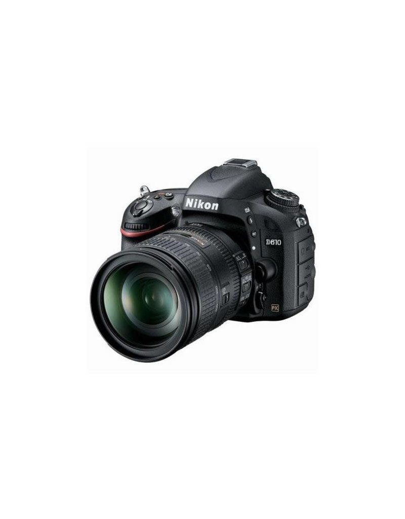 Nikon Nikon D610 FX-format Digital SLR Camera Kit with 28-300mm VR Lens