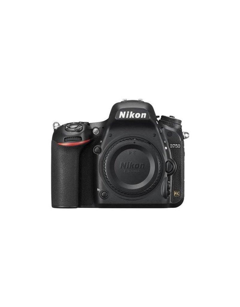 Nikon Nikon D750 FX-Format Digital SLR Body Only