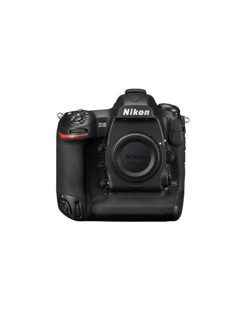 Nikon Nikon D5 FX-Format Digital SLR Camera Body (CF Version)