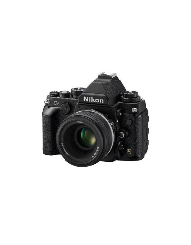 Nikon Nikon Df FX-format Digital SLR Camera Kit with AF-S NIKKOR 50mm f/1.8G Special Edition Lens,