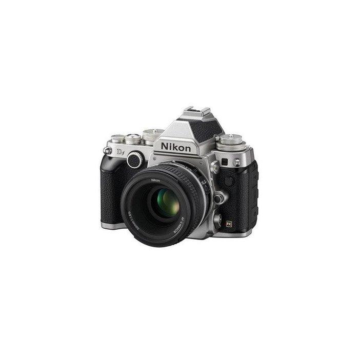 Nikon Df FX-format Digital SLR Camera Kit with AF-S NIKKOR 50mm f/1.8G Special Edition Lens,