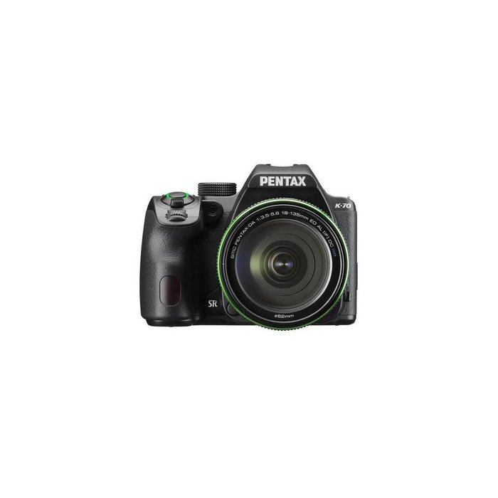 Pentax K-70 24MP Full HD Digital SLR Camera with SMC DA 18-135mm f/3.5-5.6 ED AL DC WR Lens,