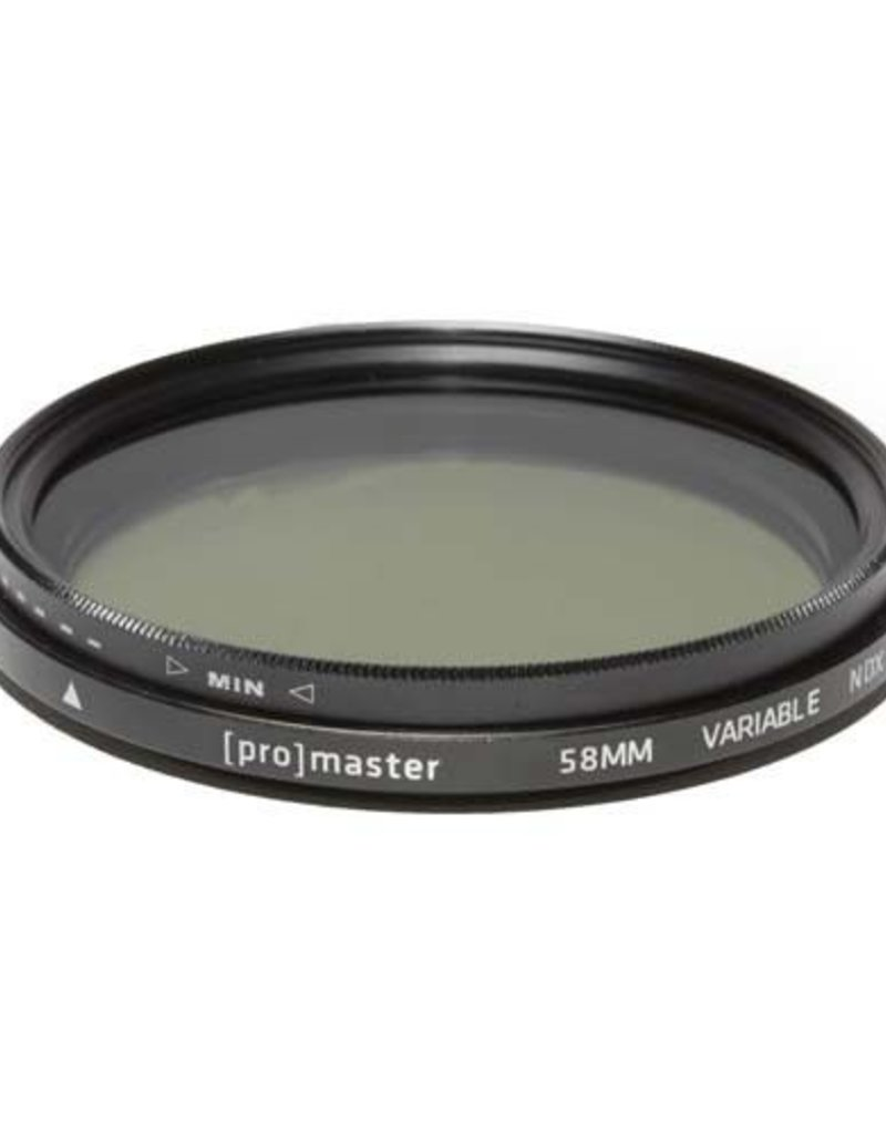 Promaster Promaster 67MM Variable ND Filter