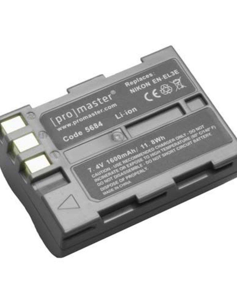 Promaster Promaster Nikon EN-EL3E Battery