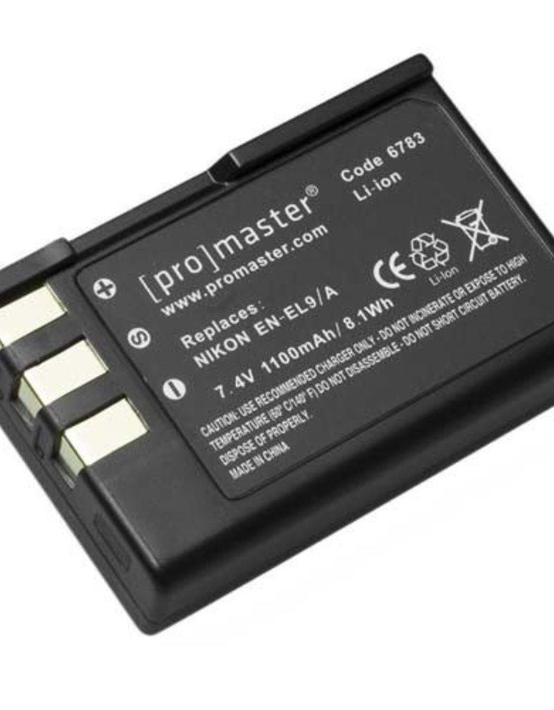 Promaster Promaster Nikon EN-EL9A Battery