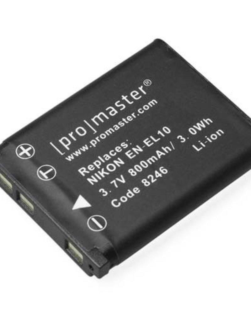 Promaster Promaster Nikon EN-EL10 Battery