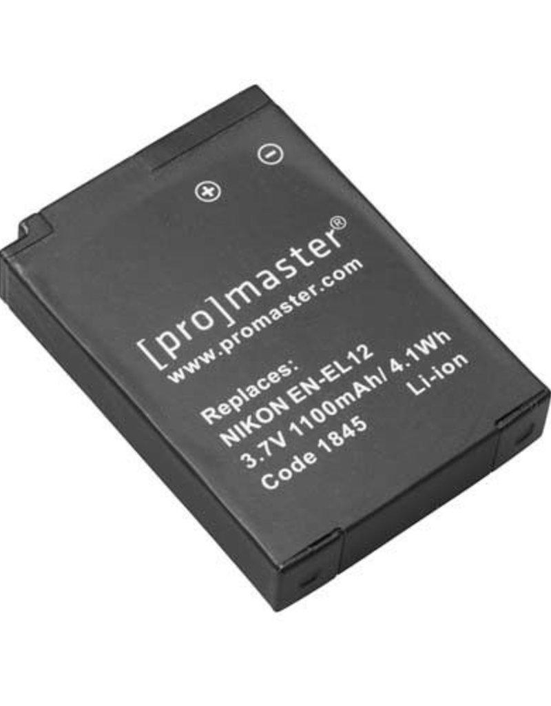 Promaster Promaster Nikon EN-EL12 Battery