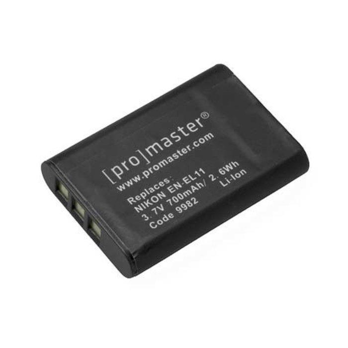 Promaster Nikon EN-EL11 Battery