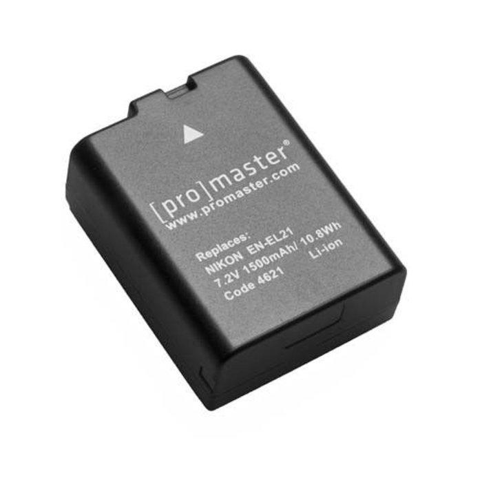 Promaster Nikon EN-EL21 Battery