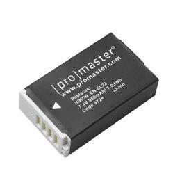 Promaster Promaster Nikon EN-EL22 Battery