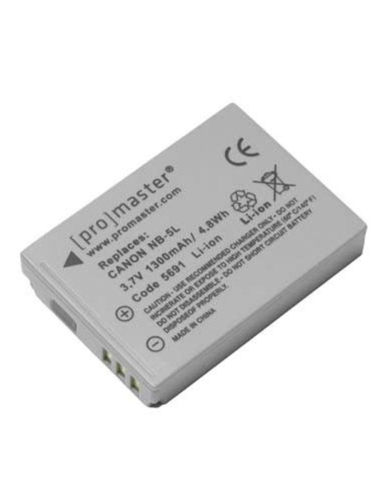 Promaster Promaster NB-5L Canon Battery