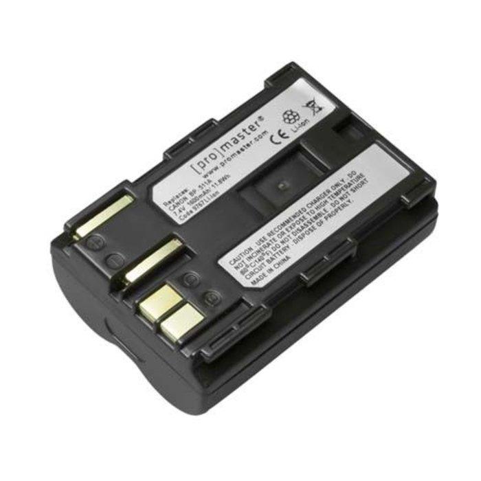 Promaster BP-511A Canon Battery