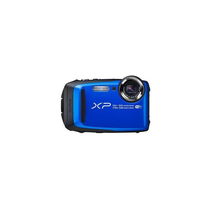 Fujifilm FinePix XP90 Digital Camera, Water/Shock/Freeze/Dustproof