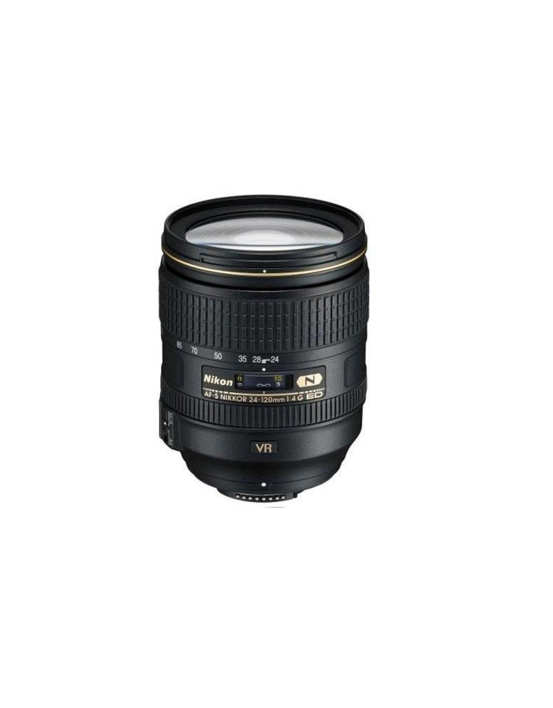 Nikon Nikon 24-120mm F/4G ED VR Zoom Lens